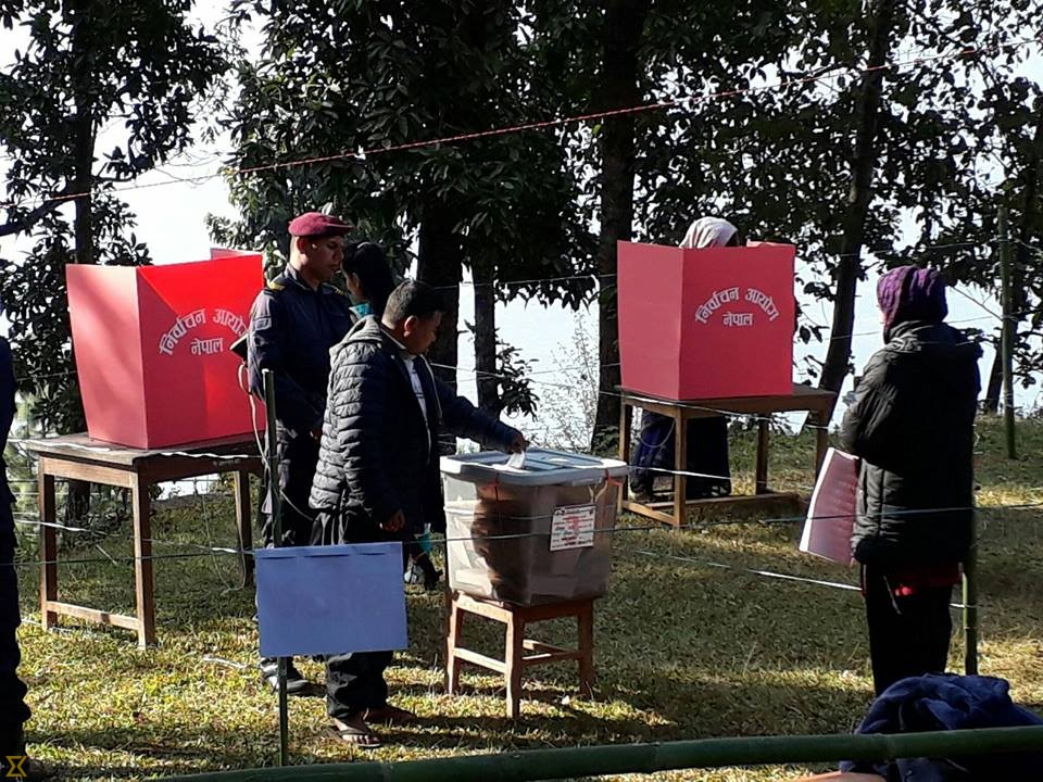 Nepal votes in first general election under 2015 Constitution