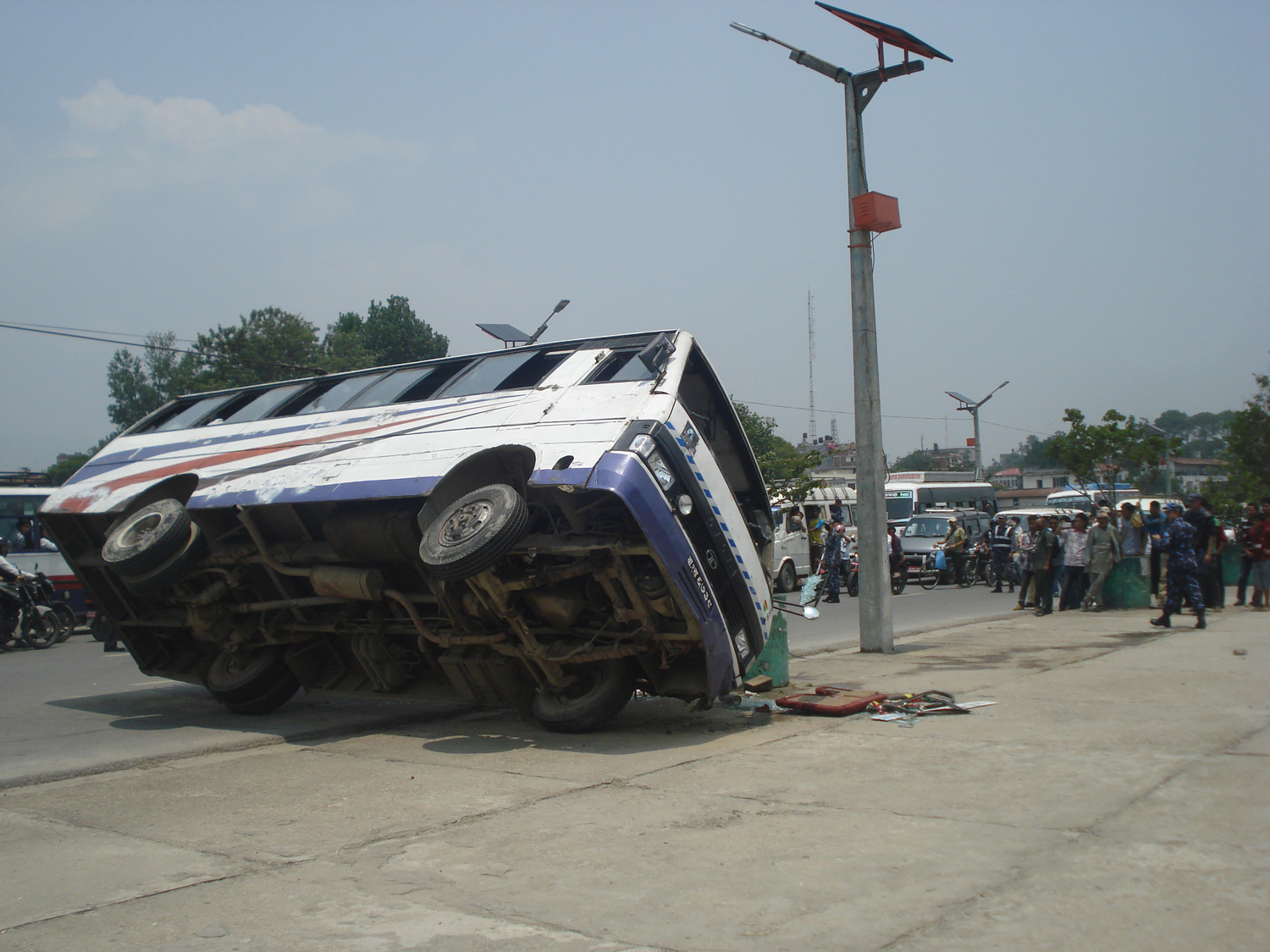 Image result for bus accident