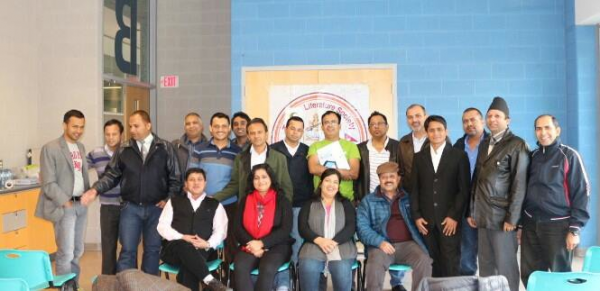 Nepali Literary Society In Canada Gets New Office Bearers