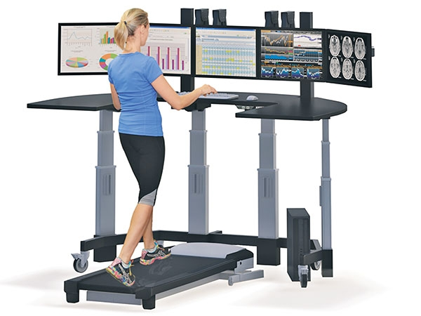 Gentil The Downside Of Treadmill Desks