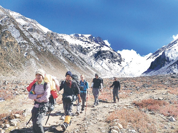 Welcome to Nepal Trekking Tourism and Adventure