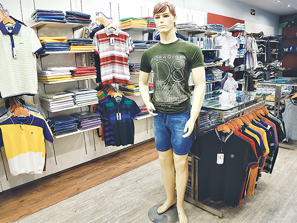 Branded summer clothes hit stores in Kathmandu - MONEY - The ...