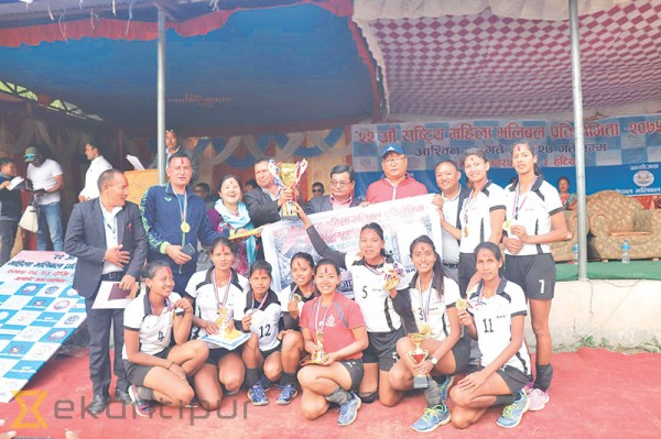 APF beat NPC to claim national volleyball title