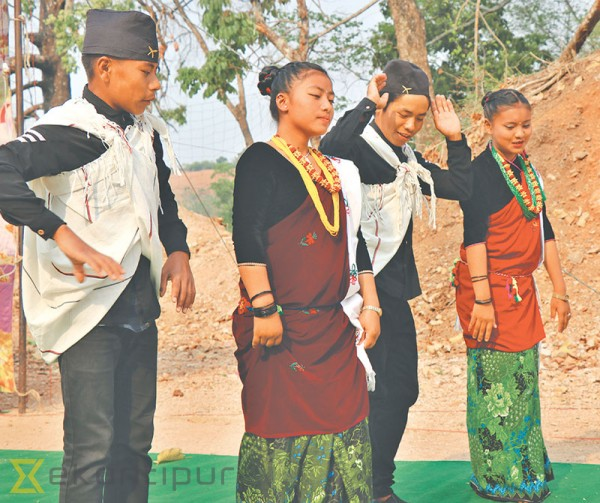 Children launch campaign against child marriage