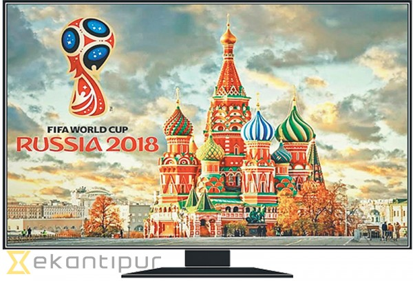 World Cup fever sends television sales soaring