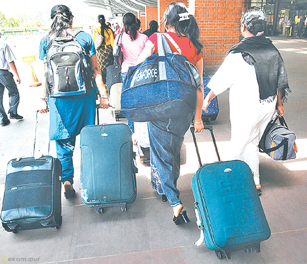Authorities Urged To Check Smuggling Of Female Nepali