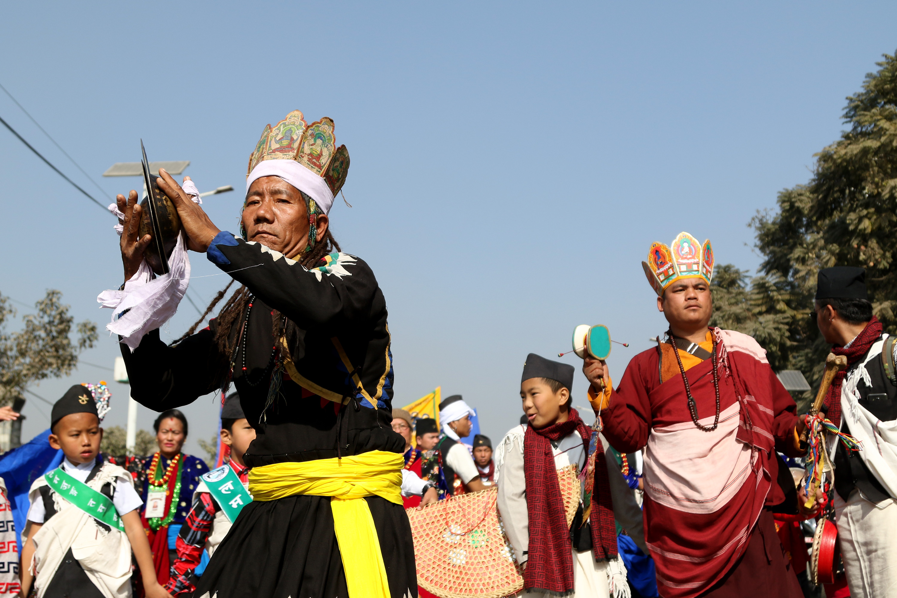 Tamu Lhosar Celebrations In Pictures Photo Feature The