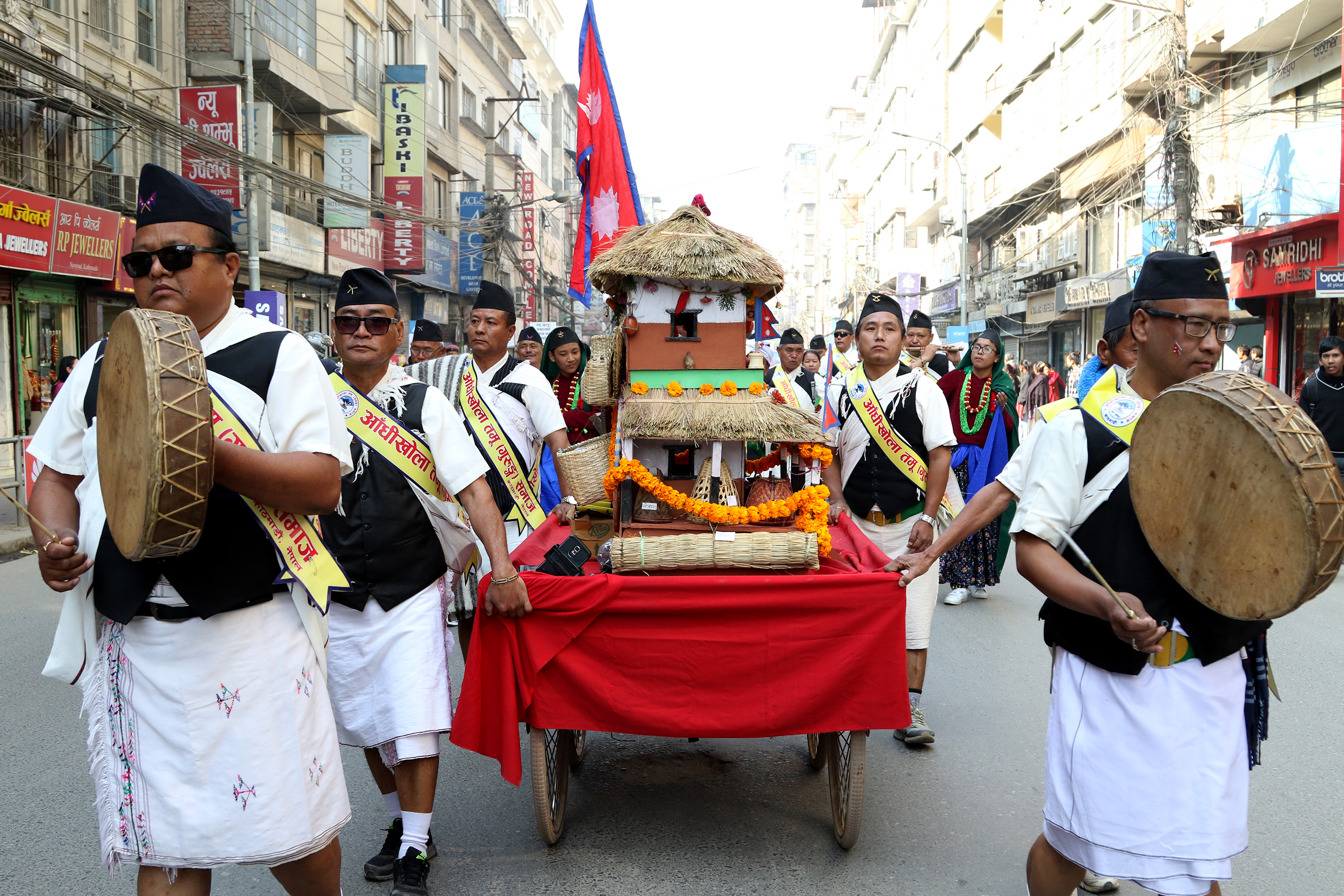 Tamu lhosar celebrations in pictures photo feature the various programmes including rallies sports and traditional dances among others were oragnised in the capital to mark the day m4hsunfo
