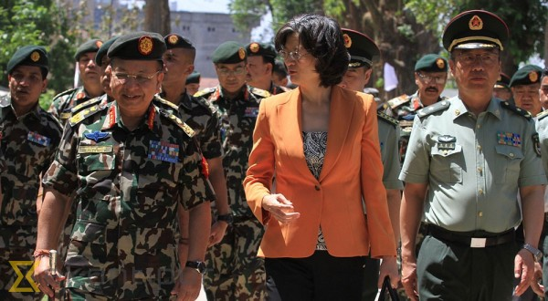 Nepal-China first ever joint military drill concludes
