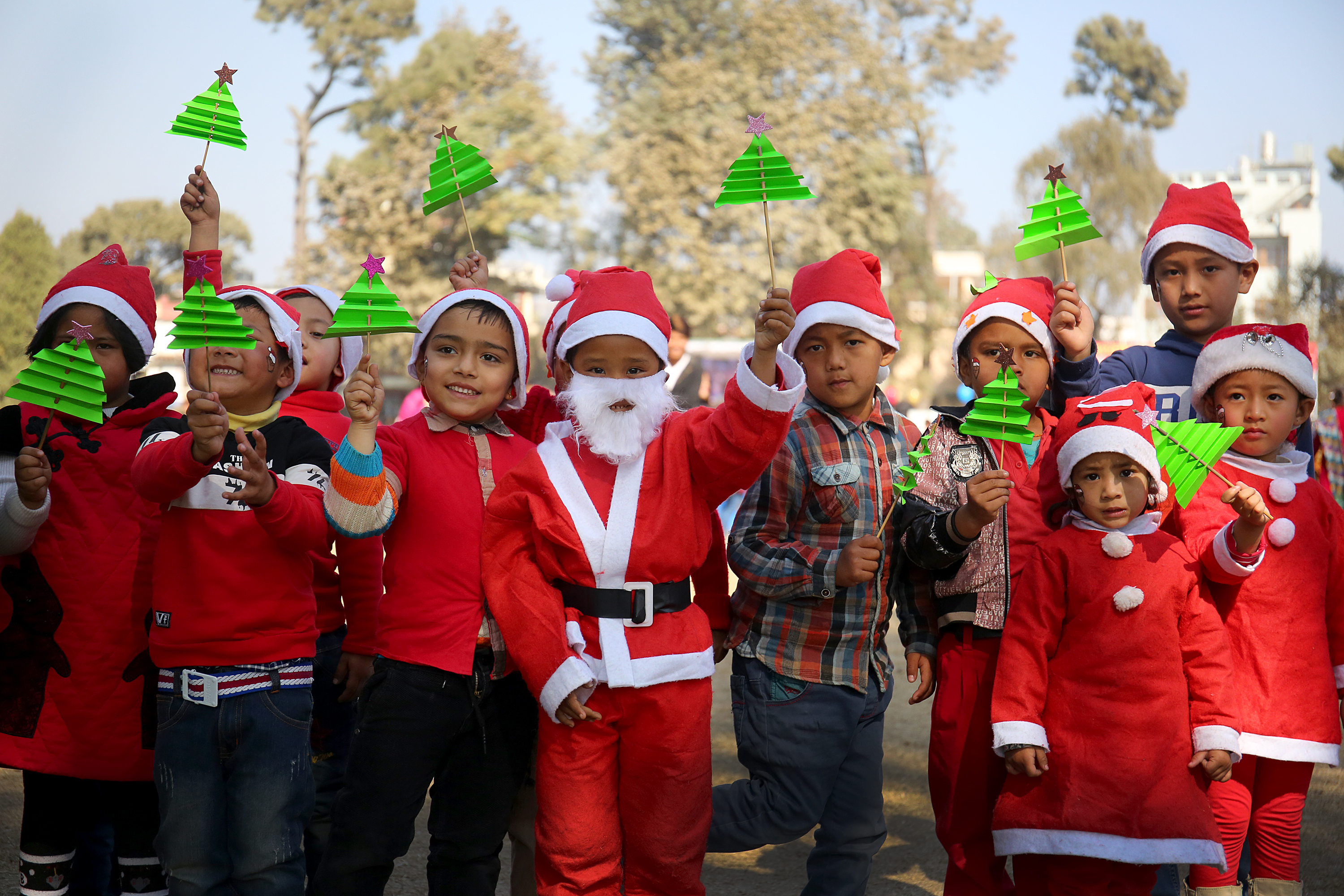 christmas celebrated in kathmandu - When Is Christmas Celebrated