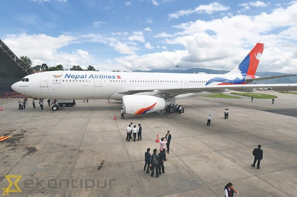 Cash-strapped Nepal Airlines struggles to stay afloat—and it is going deeper into debt