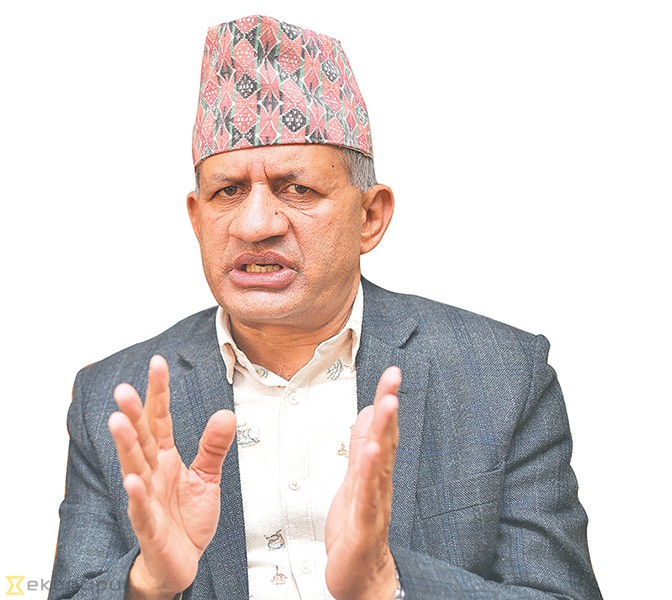 Nepal's economic growth will form the crux of our engagement with foreign governments