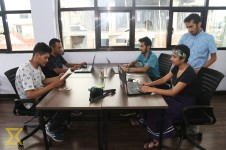 Nepali startups thriving in shared work spaces