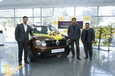 Renault updates Duster with RXS trim in Nepal