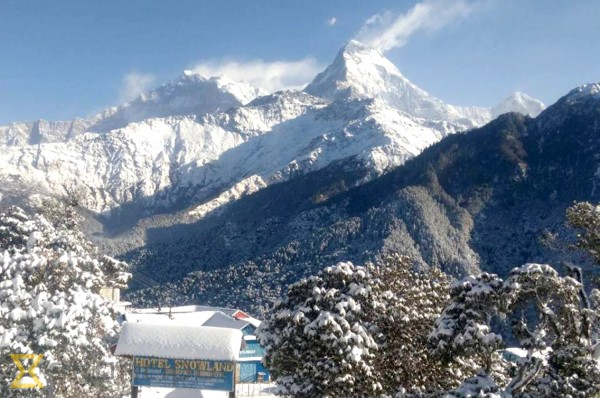 Snowfall affects life in mountainous districts (In photos)