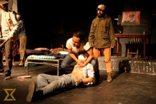 One World Theatre's adaptation of The Little School is a raw depiction of a 1970s Argentine concentration camp