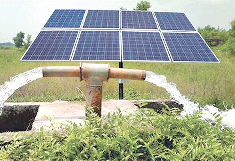Solar Powered Bore Pumps