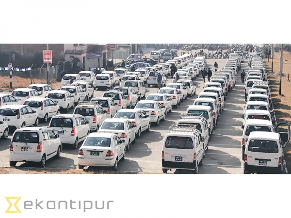 New taxis in Kathmandu likely by mid-October