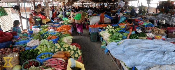 Fresh vegetables are becoming scarcer in Kathmandu Valley