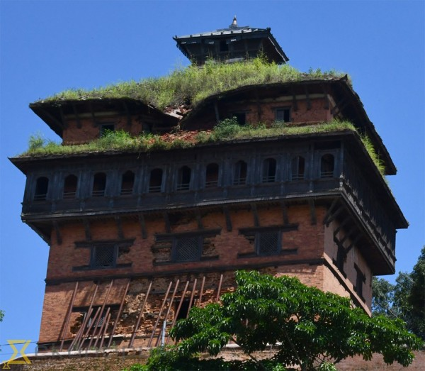 Reconstruction of historic Nuwakot palace takes off