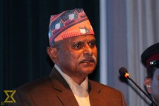 Ex-Prez Yadav says Madhes crisis should be resolved through dialogue