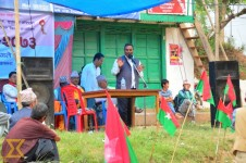 Yadav warns of stern protests if constitution not amended