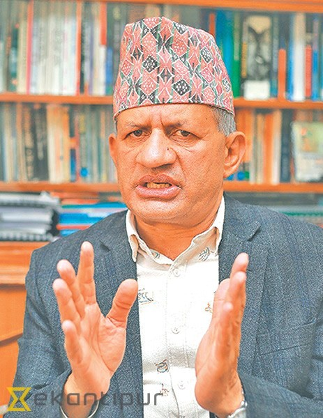 Minister Gyawali stresses people-to-people connectivity between Nepal, China