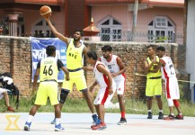 Basketball League: Police stun Golden Gate to get into driving seat
