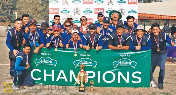Khukuri Challenger Twenty20: Baluwatar hold firm to beat KCTC in final