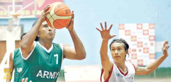 Basketball League: Maharjan triple double shapes TAC victory