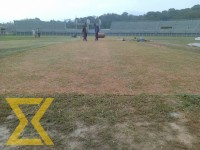Under-prepared pitch forces postponement of PM Cup matches in Mulpani