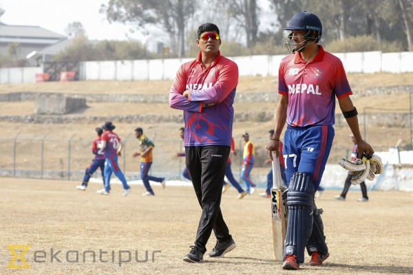 Nepal's game plan with bat is poor: Indian coach Umesh Patwal