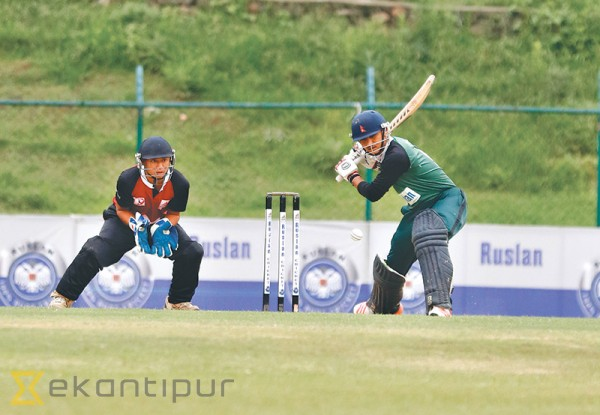 Prime Minister Cup Cricket: Army storm into last four