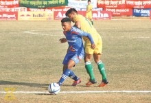 Dharan edge APF in extra time