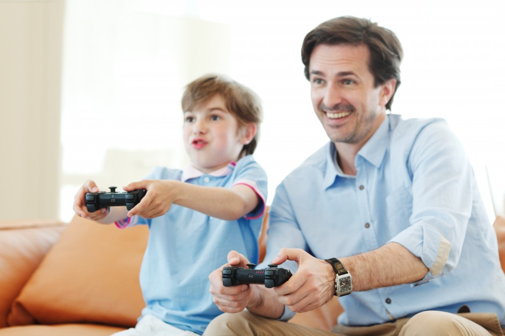 How To Teach Kids To Play Videogames