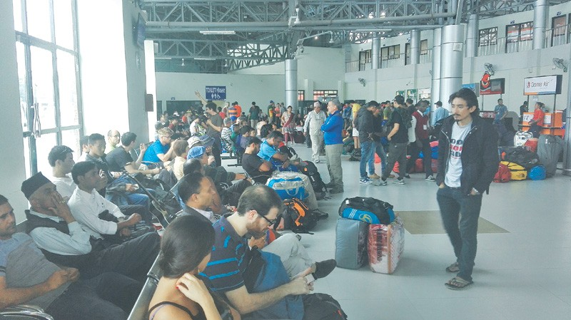Domestic airlines carry 10pc more passengers