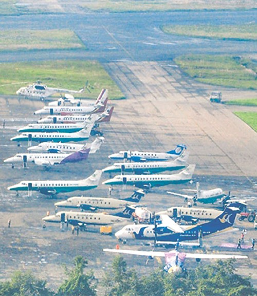 More than 70pc Dashain flights sold out