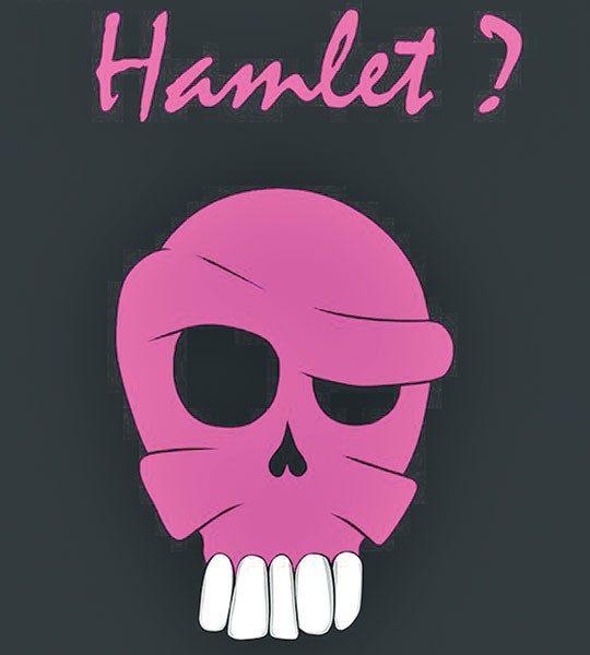 comic relief of hamlet Shakespeare's humor,irony, and language play shakespears inserts humor not only for comic relief hamlet and the grave digger.