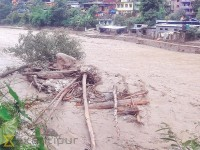 Flash floods risk in hilly districts: Met department