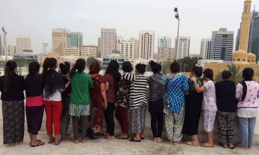 Nepali embassy in UAE makes public names of human traffickers (With