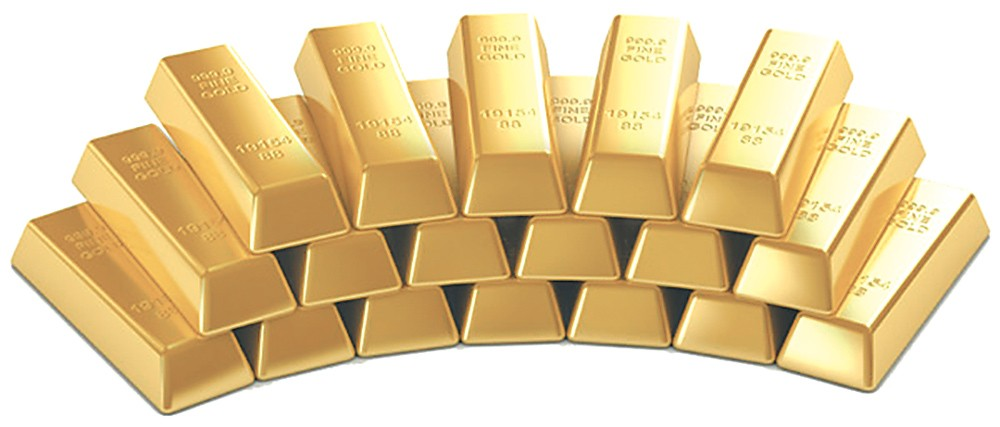 The Difficulty In Selling Large Units Resulted Banks Being Left With A Massive Pile Of Gold Bars Their Vaults