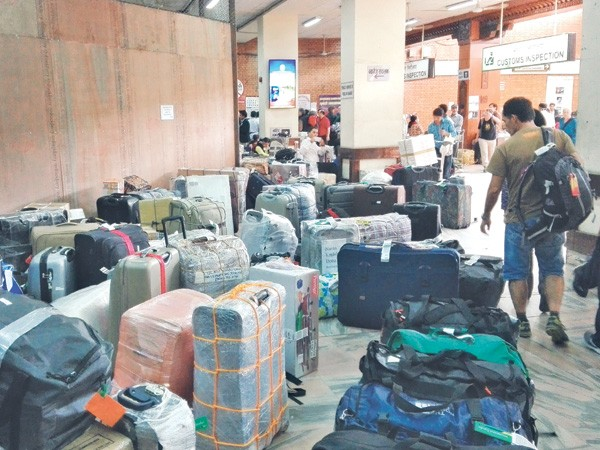 Baggage claim still a nightmare at TIA