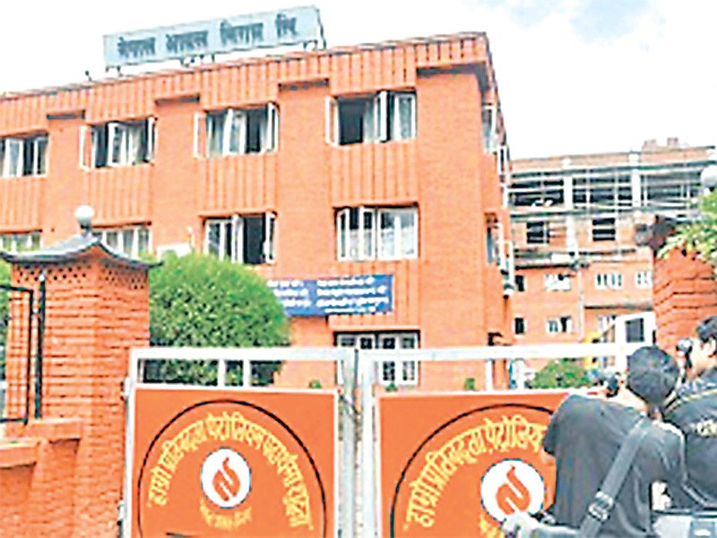 NOC moves to set up offices at IOC depots