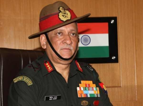 Indian army chief Rawat to arrive Nepal on March 28