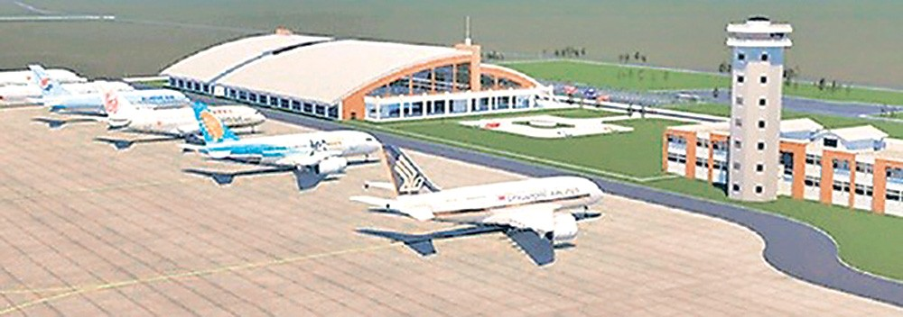 Green issues likely to stall gautam buddha intl airport project the national pride project is facing a shortage of construction materials as the government has forbidden the extraction of sand and gravel from local publicscrutiny Gallery