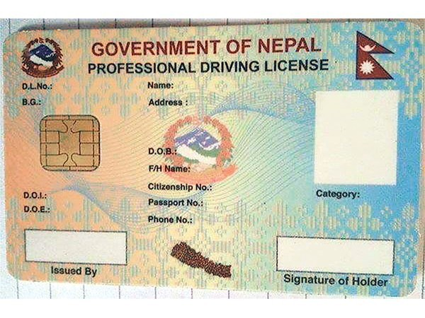 Govt prepares to issue smart driving license across country