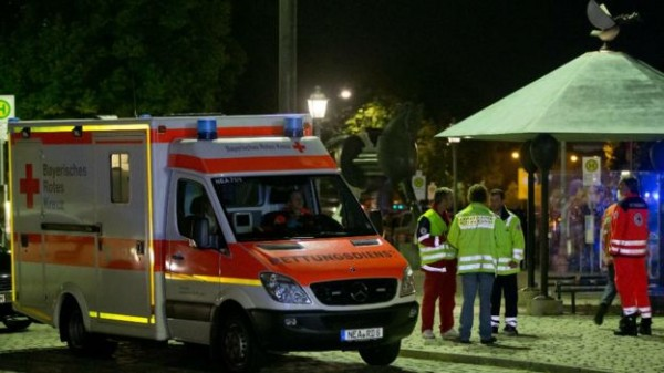 One dead, 10 injured in blast near Nuremberg, Germany