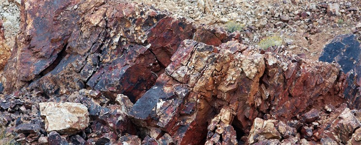 Iron, copper, limestone discovered in 15 more places