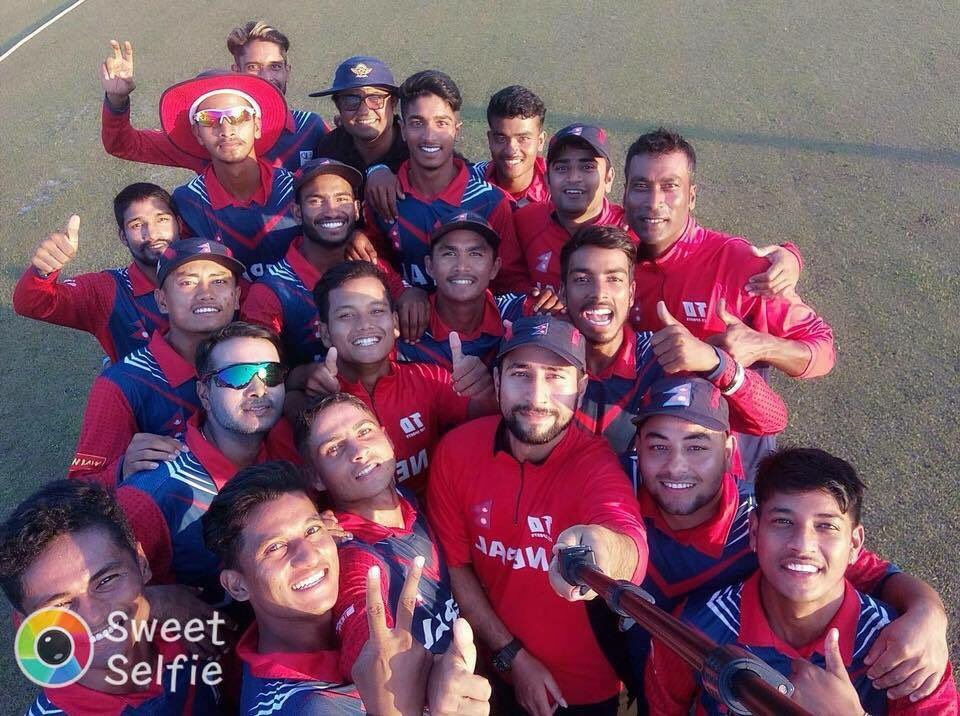 Nepal defeat Rahul Dravid coached U-19 India team in Asia Cup