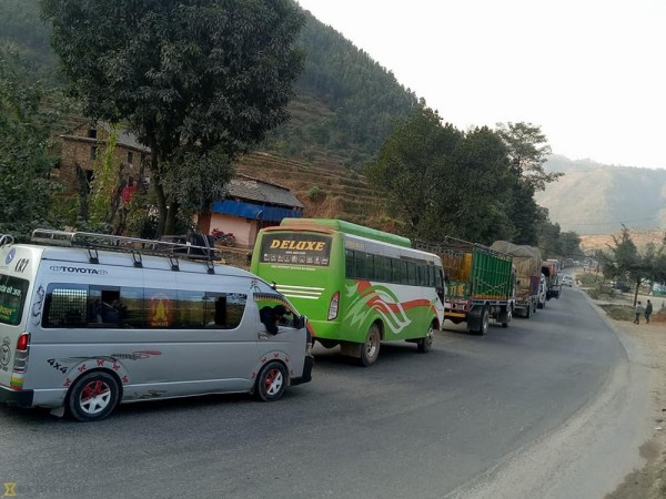 Socket bomb found near gas station along Prithvi Highway defused by NA